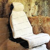 Сувениры и подарки handmade. Livemaster - original item Wraps bright from Australian sheepskin (2 PCs.). Handmade.