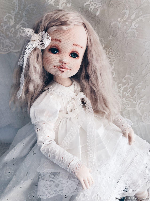 Stella. Author's textile doll collectible, Dolls, Taganrog,  Фото №1