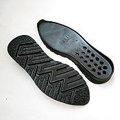 Материалы для творчества handmade. Livemaster - original item Sole for shoes DARTS sneakers etc. Handmade.
