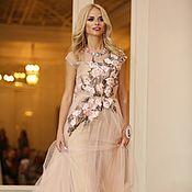 Одежда handmade. Livemaster - original item Evening dress Gracia. Handmade.