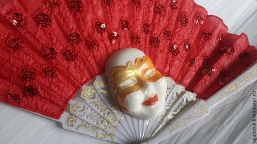 """Мыло ручной работы. Ярмарка Мастеров - ручная работа. Купить Авторское мыло """"Карнавал в Венеции"""". Handmade. Разноцветный, маскарад, карнавал"""