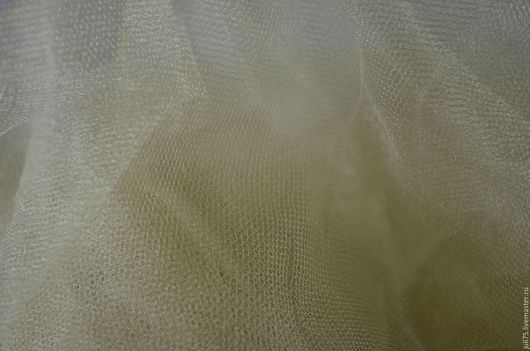 Вышивка ручной работы. Ярмарка Мастеров - ручная работа. Купить Сетка шелковая, Франция. Handmade. Шелк 100%, сетка