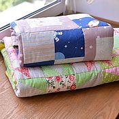Для дома и интерьера handmade. Livemaster - original item quilt. Handmade.