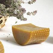 Косметика ручной работы. Ярмарка Мастеров - ручная работа Натуральное мыло с нуля Медовые травы, мыло с медом, медовое мыло. Handmade.