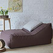 Кресла ручной работы. Ярмарка Мастеров - ручная работа Кресло-лежак для двоих. Handmade.
