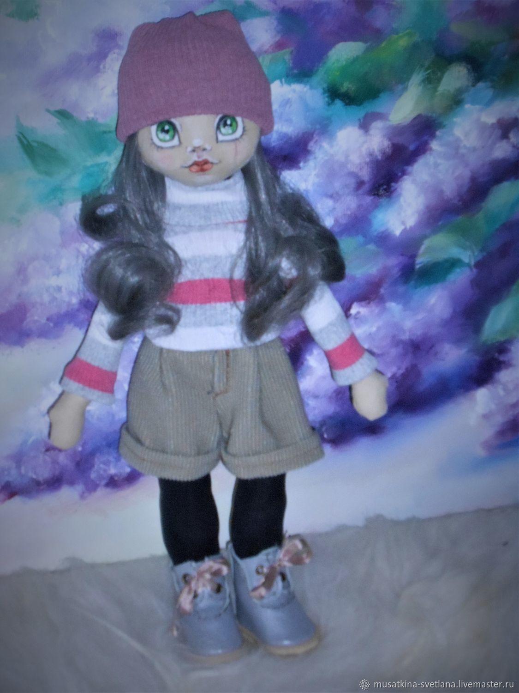 Таша, Интерьерная кукла, Ульяновск,  Фото №1