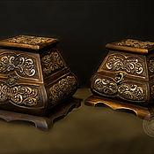 Сувениры и подарки ручной работы. Ярмарка Мастеров - ручная работа Ларец. Handmade.