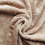 Материалы для творчества ручной работы. Ярмарка Мастеров - ручная работа Плюш Какао с молоком. Handmade.
