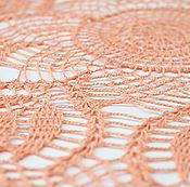 Для дома и интерьера ручной работы. Ярмарка Мастеров - ручная работа Скатерть круглая Фенхель. Handmade.