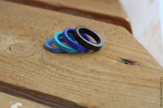 кольца из граба