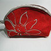 Сумки и аксессуары ручной работы. Ярмарка Мастеров - ручная работа косметички из мебельных тканей. Handmade.