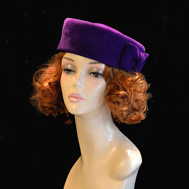 Accessories. Livemaster - original item hats: drain. Handmade.