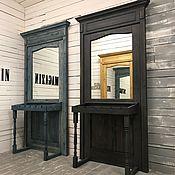 Для дома и интерьера handmade. Livemaster - original item Washington mirror. Handmade.
