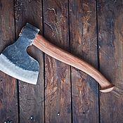 Сувениры и подарки handmade. Livemaster - original item Forged meat axe. Handmade.