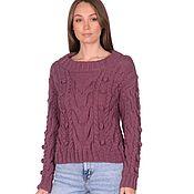 Одежда handmade. Livemaster - original item Women`s sweater