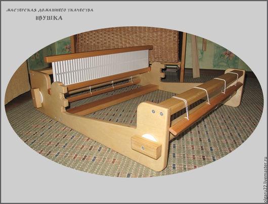 Другие виды рукоделия ручной работы. Ярмарка Мастеров - ручная работа. Купить Ткацкий станок (50см). Handmade. Ткацкий станок