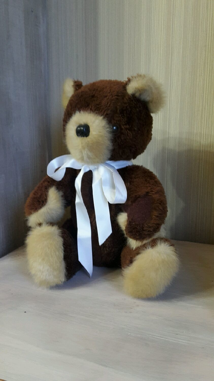 Винтажный медвежонок, Мишки Тедди, Купавна,  Фото №1