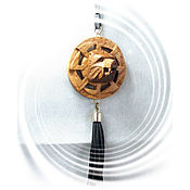 Фен-шуй и эзотерика handmade. Livemaster - original item Amulet in a car, a house