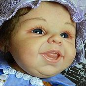 Куклы и игрушки handmade. Livemaster - original item Michael girl Bonnie Leah Sieben. Handmade.