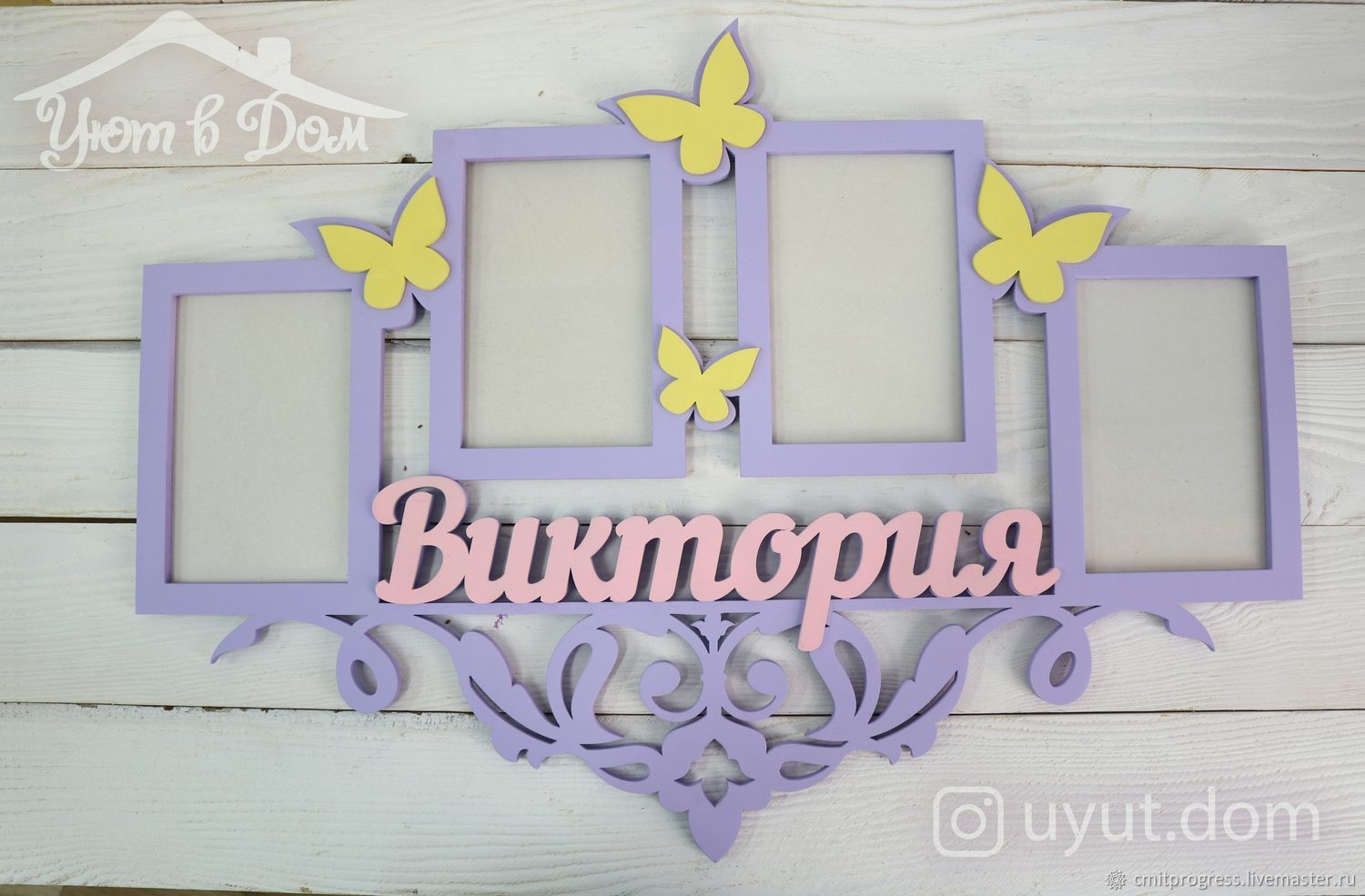 Nursery handmade. Livemaster - handmade. Buy Fitokompozitsiya for the interior of child.Butterfly, metric children's