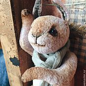 """Куклы и игрушки ручной работы. Ярмарка Мастеров - ручная работа """"Кролик"""" друг Винни. Handmade."""