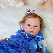 Куклы и игрушки ручной работы. Ярмарка Мастеров - ручная работа кукла реборн  Меланья. Handmade.
