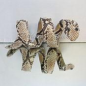 Украшения handmade. Livemaster - original item Bracelet Python ZMEIKA. Handmade.
