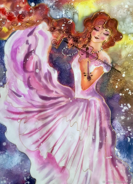 Картинка царица музыки