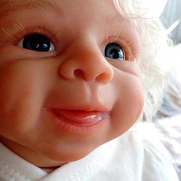 Куклы и игрушки ручной работы. Ярмарка Мастеров - ручная работа Куклы: реборн. Handmade.