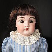 Куклы и игрушки ручной работы. Ярмарка Мастеров - ручная работа Антикварная кукла Kestner 154. Handmade.