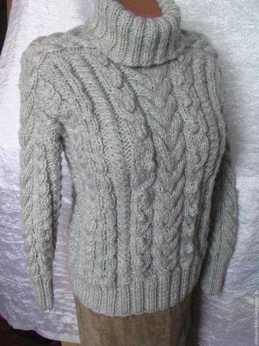 Кофты и свитера ручной работы. Ярмарка Мастеров - ручная работа. Купить свитер женский. Handmade. Свитер вязаный, свитер