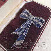 Винтаж handmade. Livemaster - original item Rare! Collectible Pierre Bex brooch Bow France vintage. Handmade.