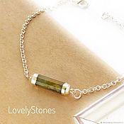Украшения handmade. Livemaster - original item The bracelet Sparkles with mother-of-pearl on the delicate chain gift girlfriend, wife. Handmade.
