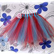 """Одежда ручной работы. Ярмарка Мастеров - ручная работа Юбка туту """"Летний день"""". Handmade."""
