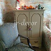 Для дома и интерьера ручной работы. Ярмарка Мастеров - ручная работа Шкаф платяной (мини). Handmade.