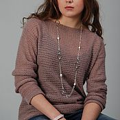 Одежда handmade. Livemaster - original item Thin sweater