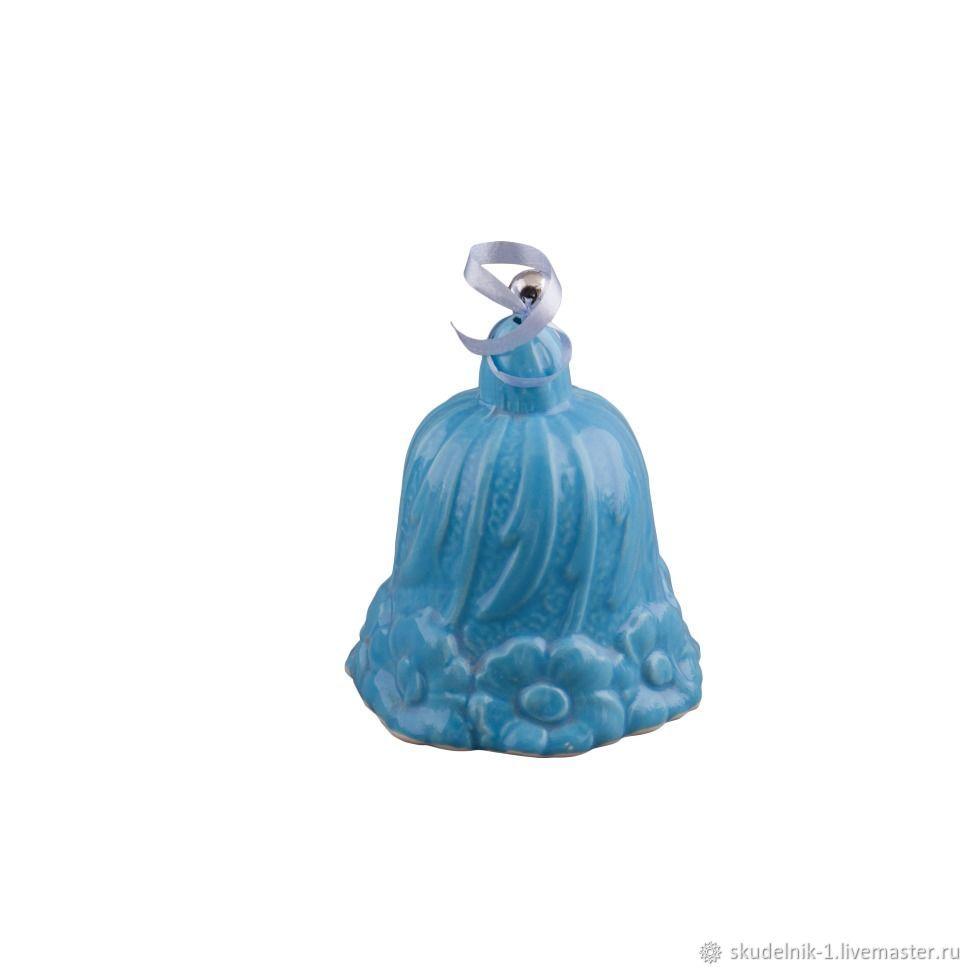 Колокольчик Цветочек (голубой), Колокольчики, Санкт-Петербург,  Фото №1