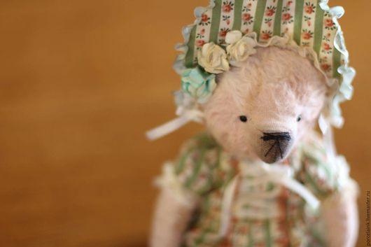 Мишки Тедди ручной работы. Ярмарка Мастеров - ручная работа. Купить Тедди мишка - Энн. Handmade. Мишка тедди, черный