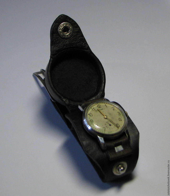 Купить часы в ретро стиле наручные