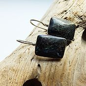 Украшения handmade. Livemaster - original item Earrings suomicom of IIT. Handmade.