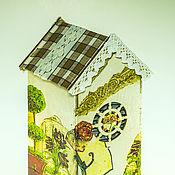 Для дома и интерьера ручной работы. Ярмарка Мастеров - ручная работа Декупаж. Handmade.