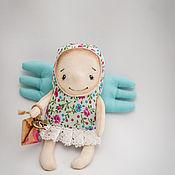 Куклы и игрушки ручной работы. Ярмарка Мастеров - ручная работа Ангел добрых вестей. Handmade.
