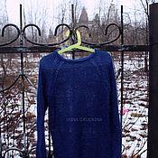 Одежда handmade. Livemaster - original item Mohair sweater