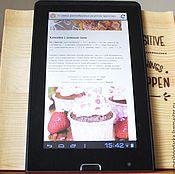 Для дома и интерьера ручной работы. Ярмарка Мастеров - ручная работа Подставка под планшет Позитив. Handmade.