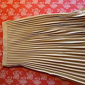 Одежда handmade. Livemaster - original item Skirt pleats, . Handmade.