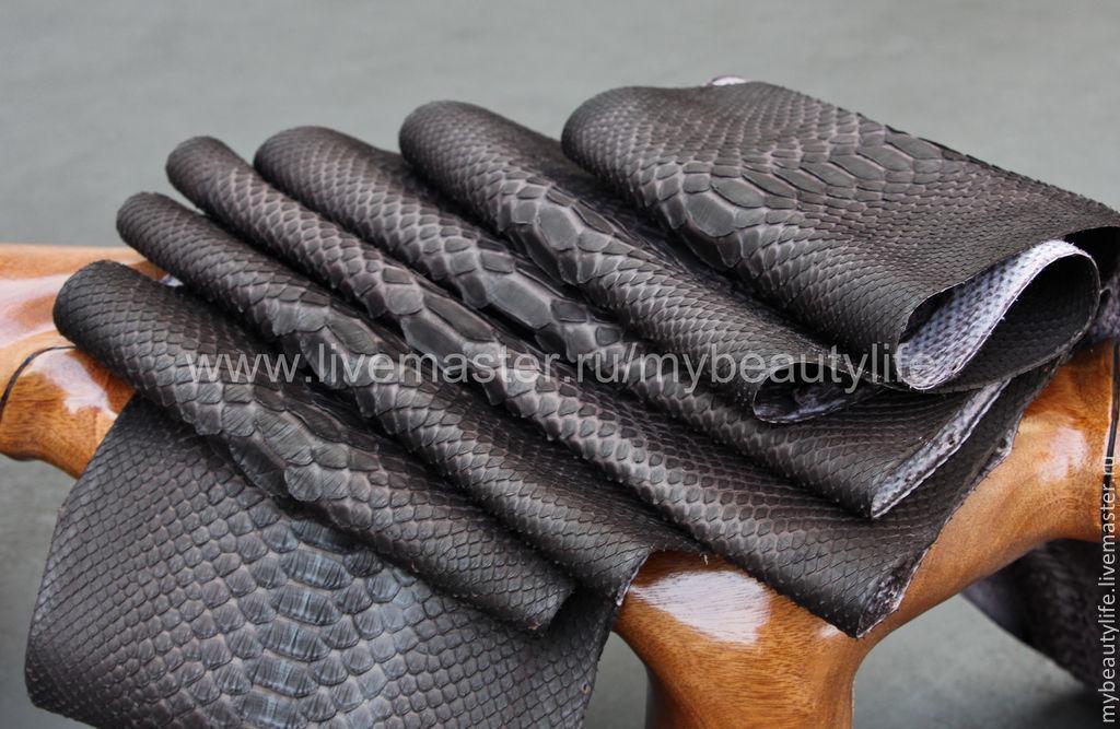 Туфли- кожа змея - пристрой во Владивостоке