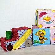 """Куклы и игрушки ручной работы. Ярмарка Мастеров - ручная работа Развивающая игрушка """"Паровоз"""". Handmade."""