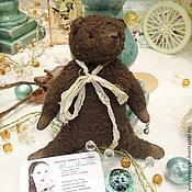Куклы и игрушки ручной работы. Ярмарка Мастеров - ручная работа Мишка-растопыжка. Handmade.