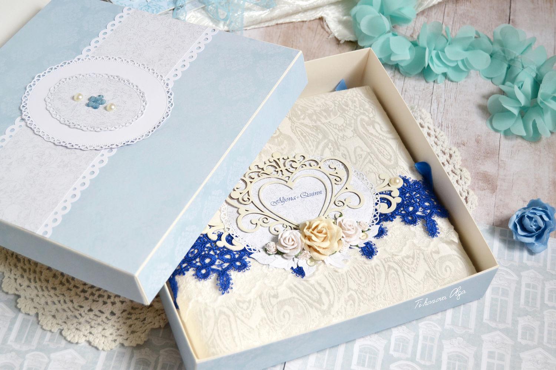 Фотоальбом на свадьбу в подарок