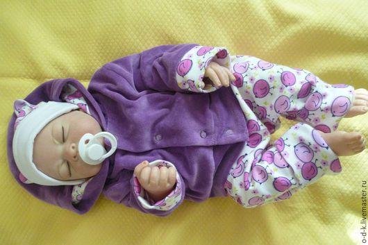 Купить комплект для новорожденных
